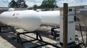 Commercial Propane Gas Diversified Energy