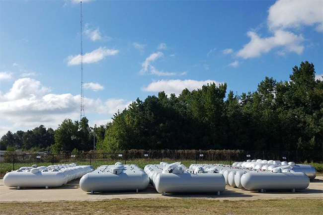 Propane Gas Service In Dunn Nc Diversified Energy