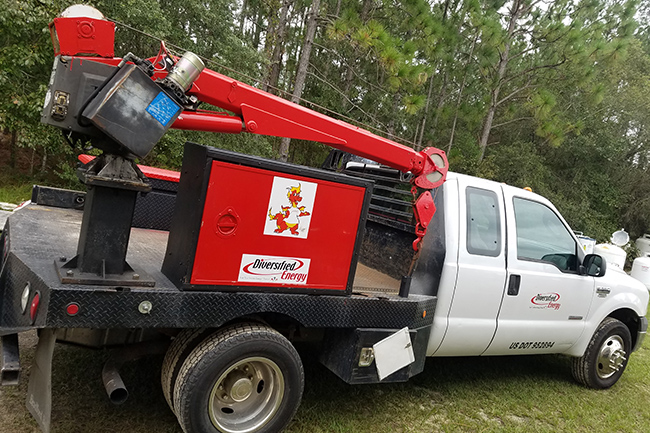 Propane Gas Services In Shallotte Nc Diversified Energy