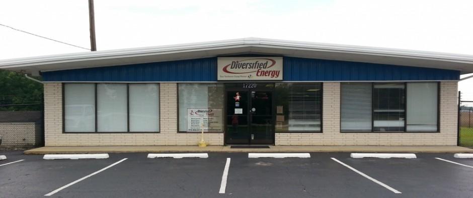 Diversified Energy, Dunn, NC