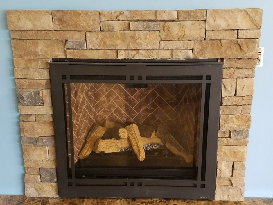 Propane Fireplace Insert - Diversified Energy