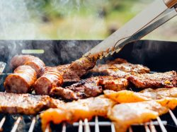 Diversified Energy - Meat Grill