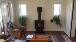 Diversified Energy Home Propane Fireplace