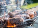 Diversified Energy - Propane Meat Grill