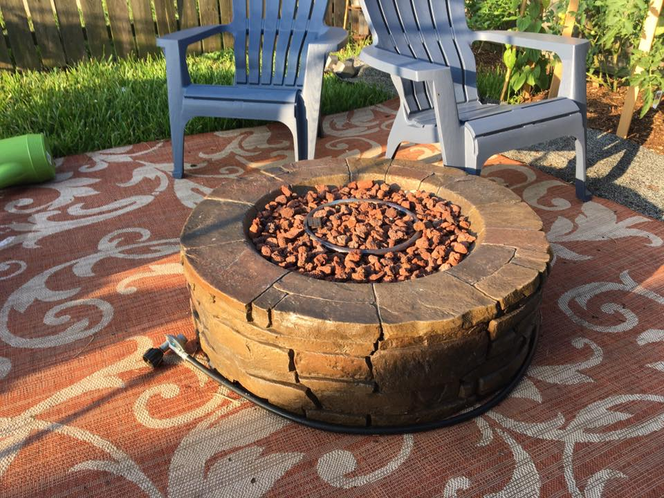 Add A Propane Fireplace To Upgrade Your Outdoor Patio Space Diversified Energy